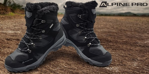 Pánska outdoorová obuv Alpine Pro STUP