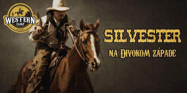 """Jedinečný silvestrovský pobyt na """"Divokom západe"""" v poľskom Western Campe"""