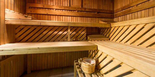 Fínska sauna aj s možnosťou masáže
