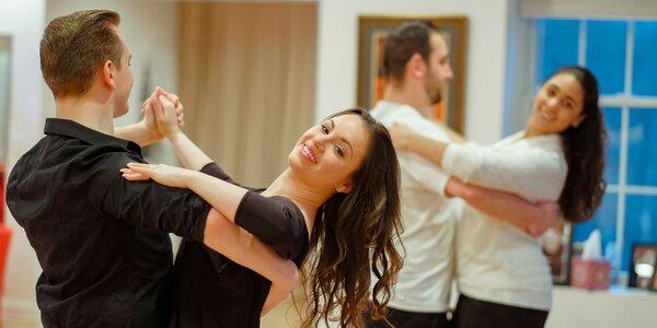 Tanečné lekcie s profesionálnym lektorom