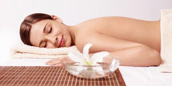 Klasická masáž chrbta či celotelová masáž