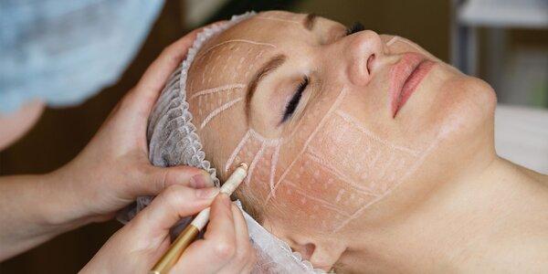 Crystalys: Ošetrenie ochabnutej pokožky - tvár, lícne kosti alebo ruky