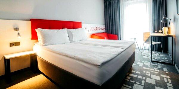 Pobyt v novom štýlovom hoteli Q Krakow s raňajkami a vstupmi do Aquaparku