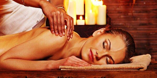 Špeciálne masážne balíčky: Vianočný relax, Dotyk exotiky alebo Karibská búrka