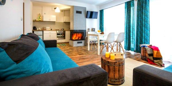 Vysokohorské ubytovanie na poľskej strane Tatier