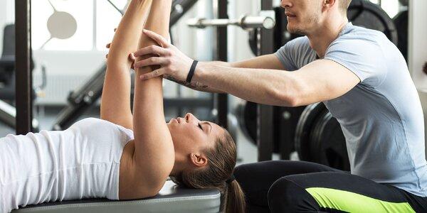 Tréning s osobným trénerom, masáž alebo stravovací plán