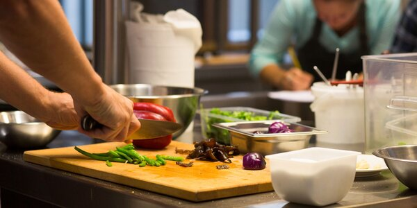 Kulinársky zážitok: Škola varenia v Bistro Chef