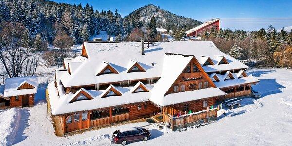 Hotel Strachanovka*** s každodenným wellness a TOP aktivitami v Jánskej doline