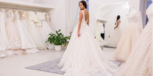 20 % Zľava na svadobné alebo spoločenské šaty