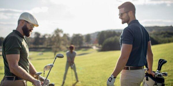 Green Fee - vstup na 18-jamkové golfové ihris