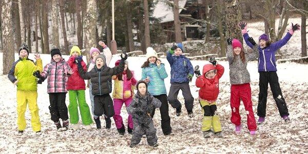 Novoročná lyžovačka a snowboardovačka Snow Camp 2019