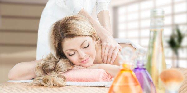Bankovanie alebo celotelová masáž