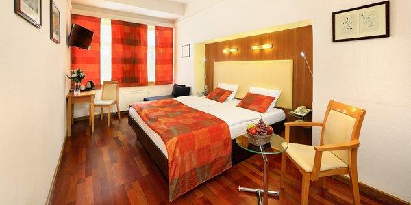 Pobyt s raňajkami v centre Prahy v 4 * hoteli Ametyst ****