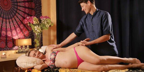 Online kurz masáží mamičiek a bábätiek
