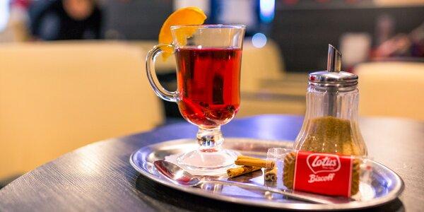 Horúca čokoláda, čaj, grog či varené víno