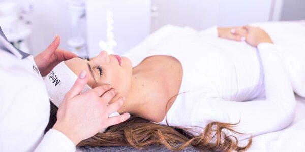 Omladzujúca masáž s kys. hyal. alebo neinvazívny lifting