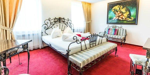 Wellness pobyt v zrekonštruovanom hoteli Kráľová**** aj s masážou