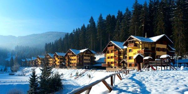 Rodinný lyžiarsky pobyt s wellness pri lanovke SKIPARKU Malinô Brdo