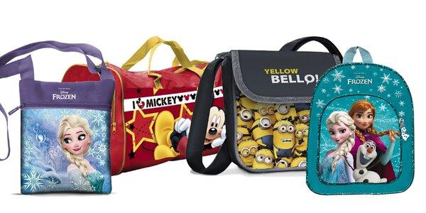 Detské rozprávkové tašky a batohy