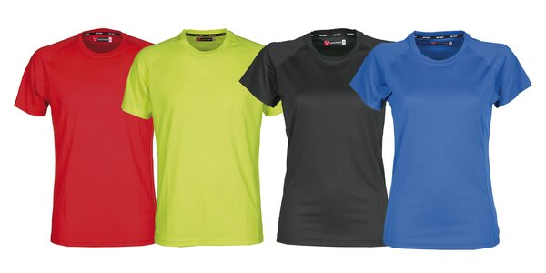 Dámske a pánske športové tričká