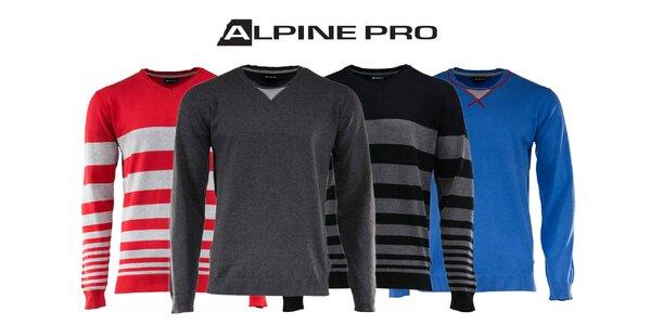Pánske svetre Alpine Pro