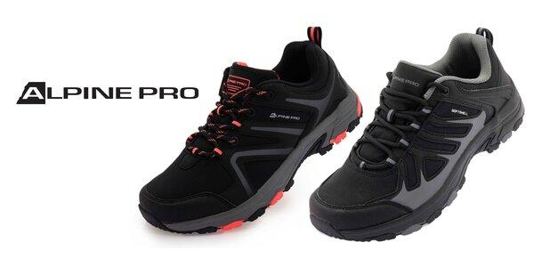 Dámska i pánska trekingová obuv Alpine Pro