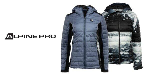 Kvalitné a hrejivé dámske bundy Alpine Pro