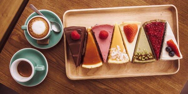 Káva s koláčom alebo 15 % zľava na ONLINE nákup vo Fertuche