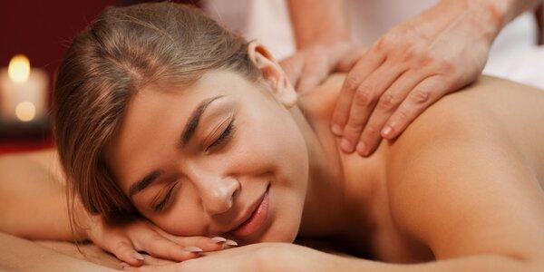 Výber zo skvelých masáží pre zdravý chrbát
