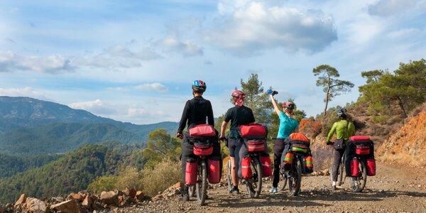 Bicyklom naprieč tureckej Alanye: zájazd vhodný ako pre rodiny tak aj pre športovcov