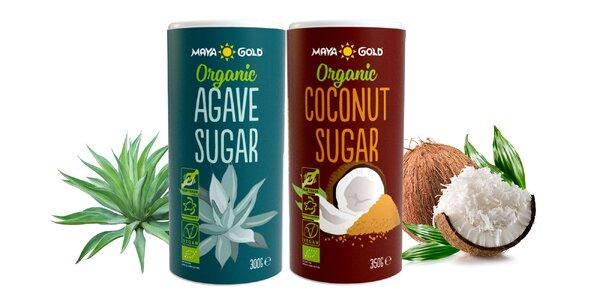 BIO Agáve cukor alebo BIO Kokosový cukor