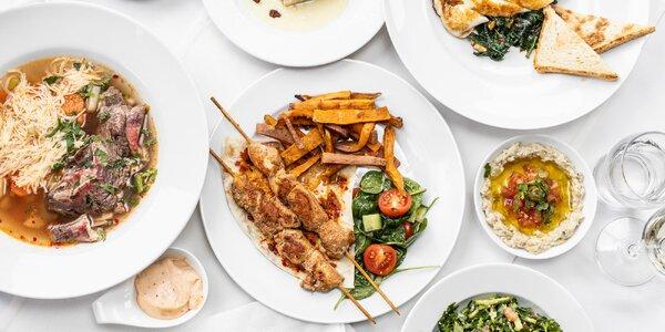 6-chodové degustačné menu pre páry