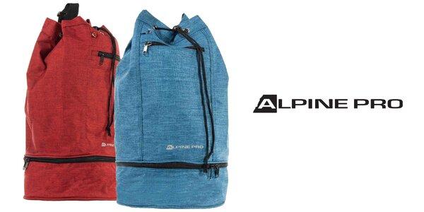 Pevné a priestranné vaky Alpine Pro