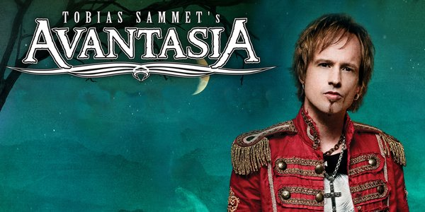 Lístky na Avantasia - MOONGLOW WORLD TOUR 2019