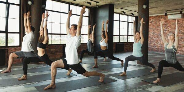 Jóga, tabata či kruhový tréning v Bodymagic