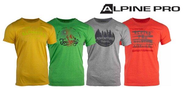 Pánske tričko Alpine Pro DOD