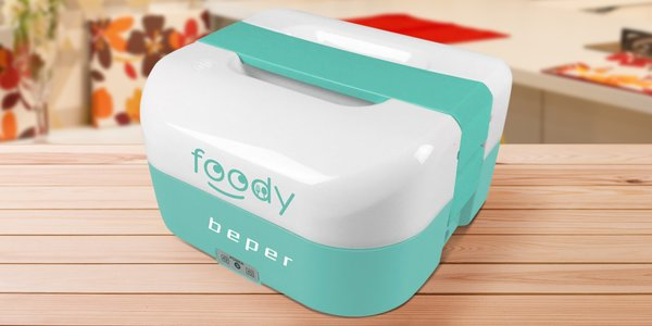 Praktické elektrické obedové boxy Beper