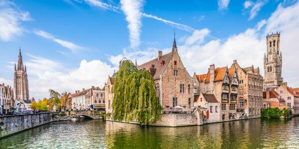 Potulky po Belgicku a Holandsku: Amsterdam, Brusel, Bruggy a Antverpy