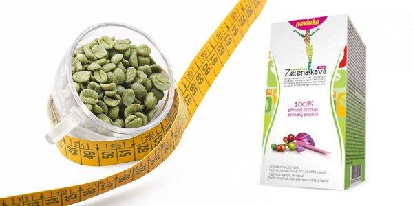 90 kapsúl Zelenej kávy Plus
