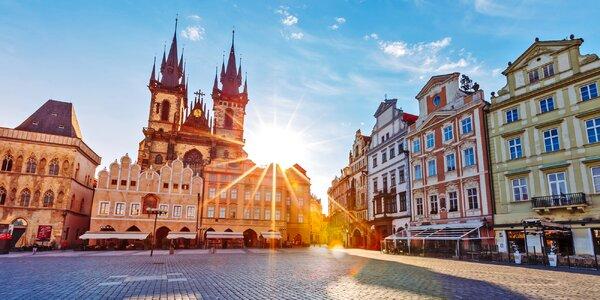 Čarovná Praha: Tyn Yard Residence**** 150 m od Staromestského námestia