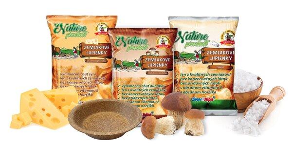 Balíček slovenských zemiakových lupienkov