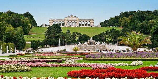 2 dňový poznávací zájazd po krásnych rakúskych mestách