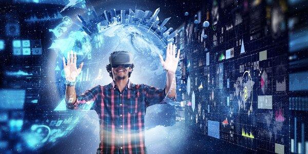 Mega zážitok vo virtuálnej realite