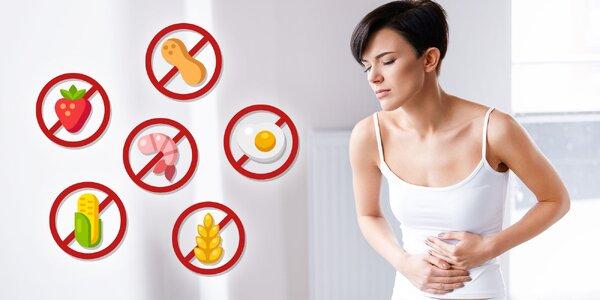 Analýza tela alebo testovanie potravinových intolerancií