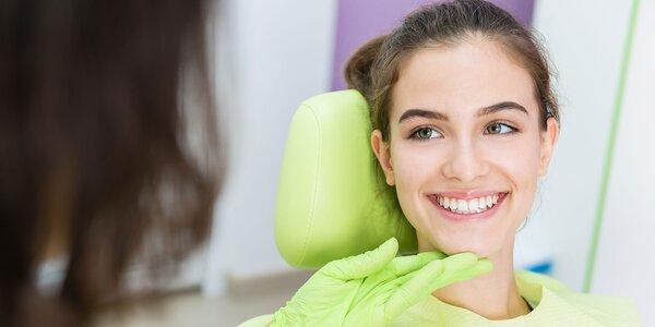 Bielenie zubov systémom ZOOM 2