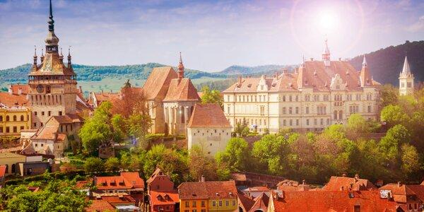 Okruh Transylvániou - návšteva TOP miest v Rumunsku