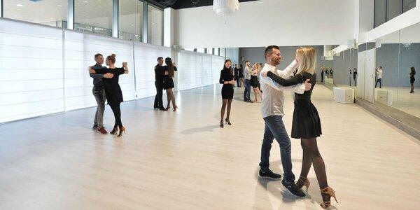 Tanečné kurzy v tanečnom centre Natálie Glosikovej