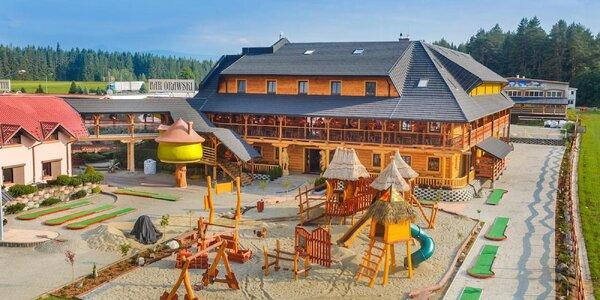 Pobyt v susednom Poľsku s množstvom atrakcií pre celú rodinu aj partie