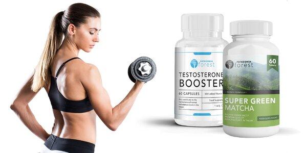 Balenie 60 kapsúl Testosterone Booster