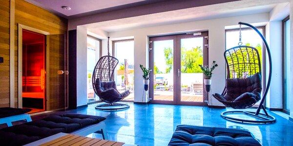 Oddych s wellness v modernom prostredí penziónu Villa La Via***